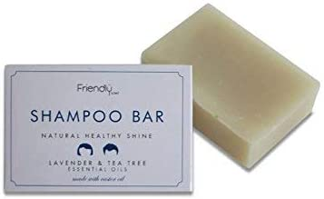 Friendly Soap Shampoo Bar x 3 (Pack of 3)