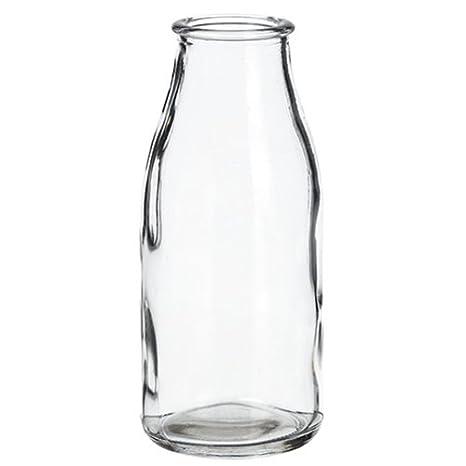 Round Gl Vase on