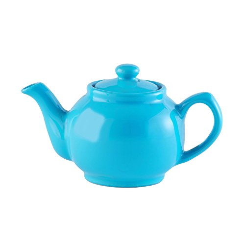 Price & Kensington Brights Blue 6Cup Teapot