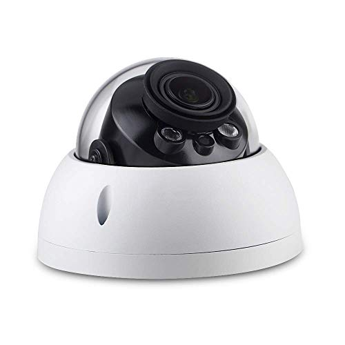 6mp Dome POE IP Camera IPC-HDBW4631R-ZS 2.7~13.5mm Motorized Lens WDR Micro SD Recorder H.265 IR CCTV Security Surveillance CCTV Camera,IP67,IK10