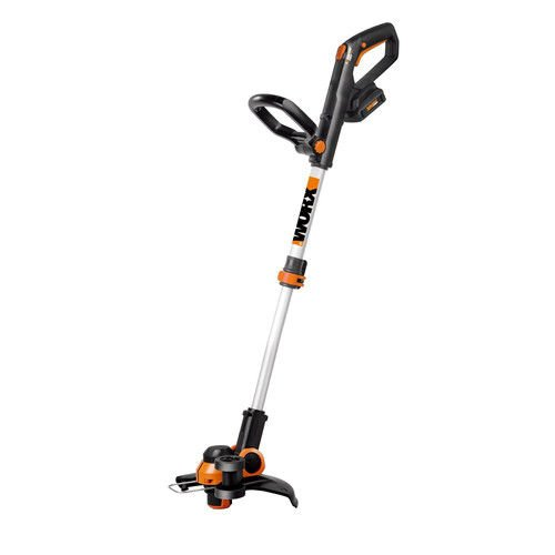 WORX WG163 GT 3.0 20V Cordless Grass Trimmer/Edger with Command Feed, 12'', 2 Batteries and Charger Included by Worx (Image #1)