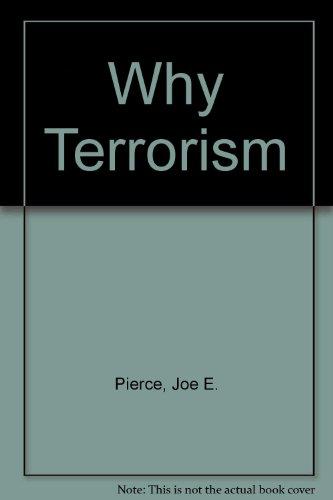 Why Terrorism