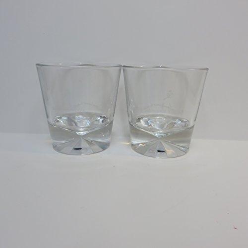 Set of 2 Johnnie Walker Diamond Glasses