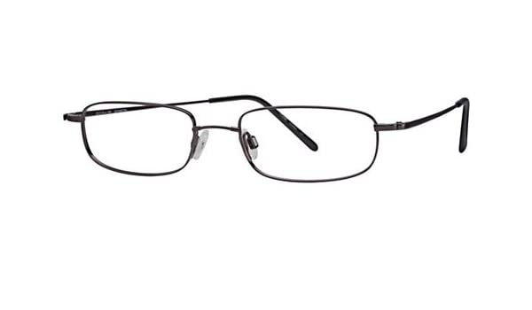 84b425daa85 Amazon.com  Flexon Flexon 633 Eyeglasses 033 Gunmetal Demo 53 18 145   Health   Personal Care