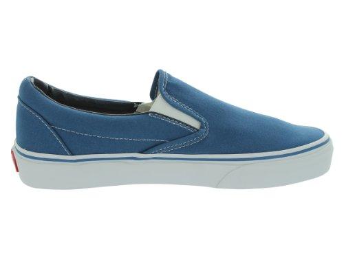 31CDqqLf74L - Vans Men's VANS CLASSIC SLIP ON SKATE SHOES 11 (NAVY)