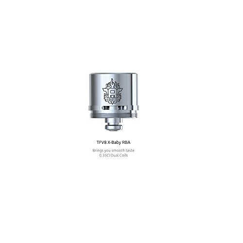 SMOK TFV8 X-Baby RBA Coil 0.35 ohm - use for V8 X Baby Tank only -...