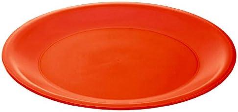 Rotho Caruba platte kunststof plaat herbruikbaar Kunststof PP BPAvrij rood 260 x 260 x 15 cm