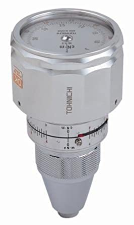 Tohnichi Torque Gauge 6BTG-A-S (0.6~6 in.lbs.)