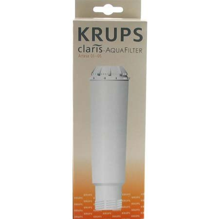Krups Claris Water Filters For Artese Coffee Maker, Set of 2 Review