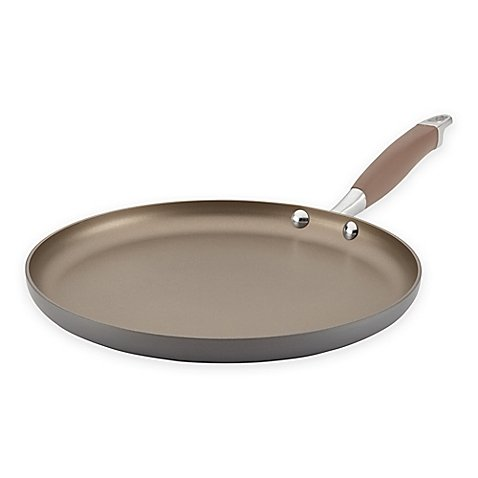 Anolon Advanced Umber 12-Inch Round Griddle