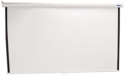 Da-Lite Screen 70INX70IN Model B Manual Screen Wall/ceiling -Matte White