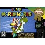 - Super Mario World
