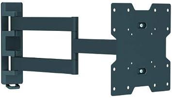 Intecbrackets - Soporte de pared para TV LCD y LED de 26 a 40 pulgadas (brazo basculante, distancia a la pared máxima de 610 mm): Amazon.es: Electrónica