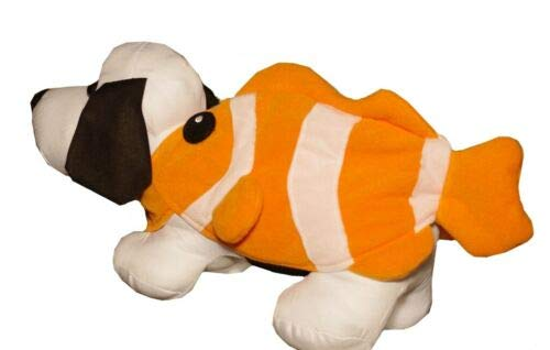 Wholesale Merch Goldfish Dog Costume Size Small