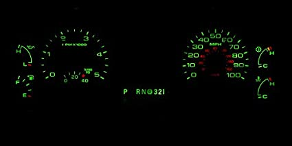 ford super duty instrument cluster