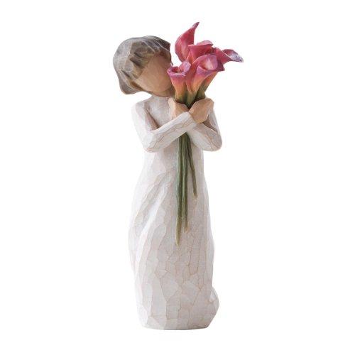 Calla Lily Jewelry Box (Willow Tree Bloom)