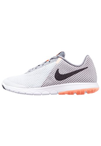 perience RN 6 Running Shoe (11 B US, Gray/Orange) ()