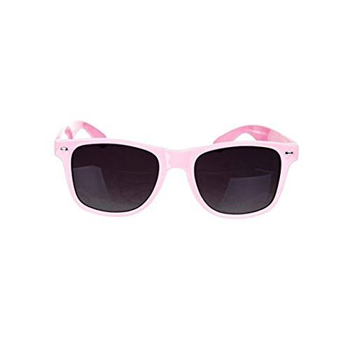 Aviator rétro style UV400 Clair de Rose soleil Unisexe Mens Lunettes Fashion Ladies Shades Wayfarer UxA8nawtq
