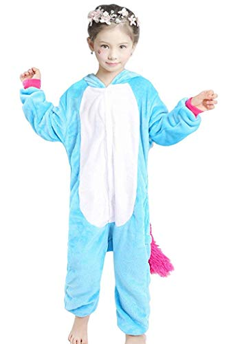 Kids Cat Unisex Pajamas Cosplay Costume