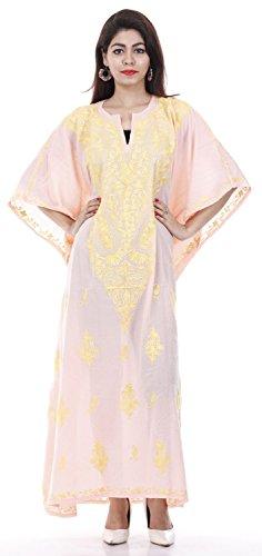 580 Maxi Formato Kimono Donne Caftano Più Odishabazaar Beachwear Coprire Abito Lungo Di gPwWqFY