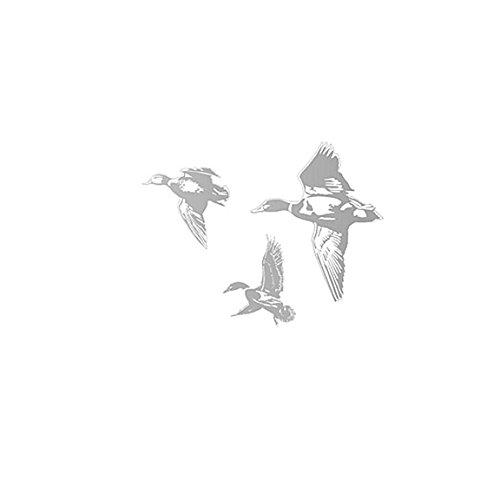 Ducks Sudden Shadow Wall Applique