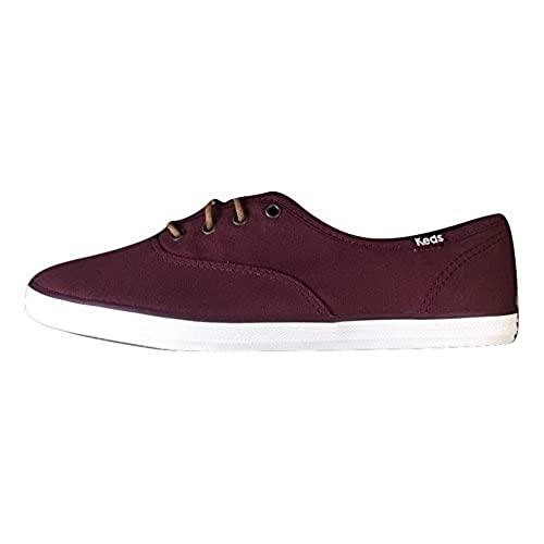 authentic quality get new best value Keds Womens CH Ox Canvas Sneakers Shoes- Burgundy outlet ...