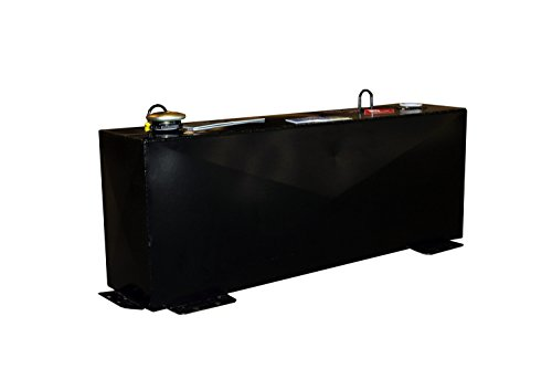 - Better Built HD 36 Gallon Black Steel, Lid, Transfer Tank