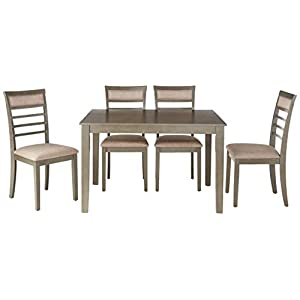 31CEAvtZ4vL._SS300_ Coastal Dining Room Furniture & Beach Dining Furniture