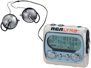 - RCA Lyra RD1071 128 MB Pocket Digital MP3 Player