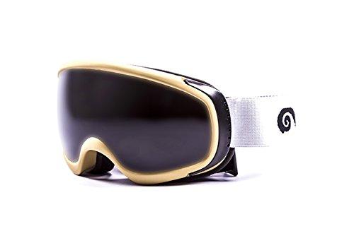 Ocean Sunglasses - Mc Kinley - Masque - Monture : Marron - Verres : Fumée (YH-3708.0)