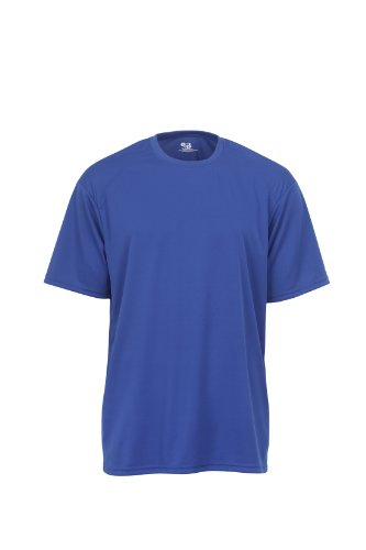 badger-sportswear-mens-b-dry-tee-royal-x-large