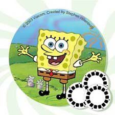SpongeBob Squarepants 3D ViewMaster - 3 Reel Set by View Master (Image #2)