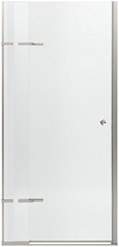 KOHLER K-709033-L-MX Underline Pivoting Shower Door, 69-1/2