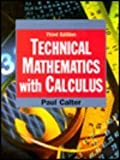 Technical Mathematics with Calculus, Calter, Michael A. and Calter, Paul A., 0471368849