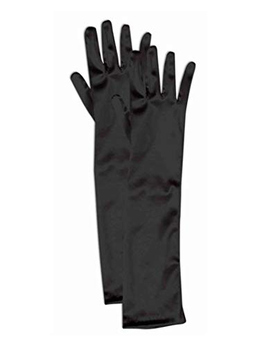 Forum Child Opera Satin Gloves,
