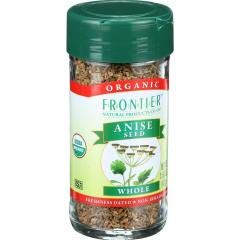 Frontier Herb - Organic Anise Whole Seed (4-1.44 OZ)