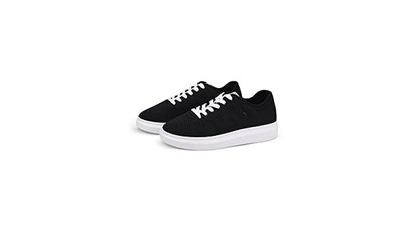 Verano Transpirable deportes al aire libre zapatos de Lienzo zapatillas de running primavera Ladies Casual Shoes: Amazon.es: Hogar