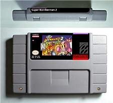 Super Bomberman 2 - Action Game Cartridge US Version - Game Card For Sega Mega Drive For Genesis