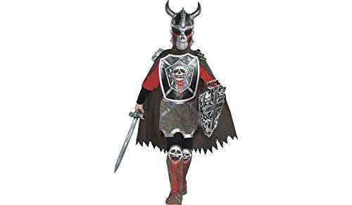 Deadly Knight Halloween Costume for Boys, Large, with Included Accessories, by Amscan -