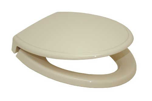 TOTO SS154#03 Traditional SoftClose Elongated Toilet Seat, Bone