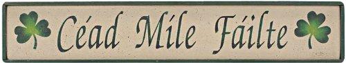 Cead Mile Failte Plaque - Cead Mile