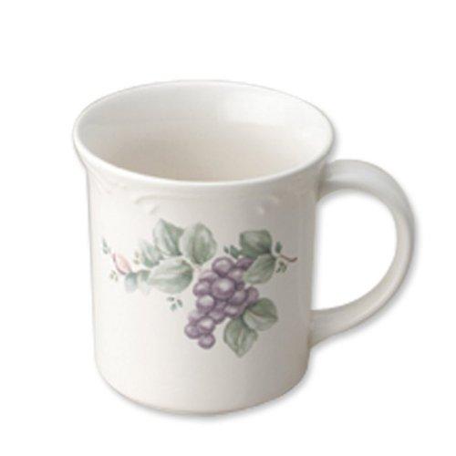 Pfaltzgraff Grapevine Coffee Mug, 12-Ounce