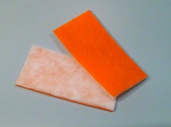 Labconco 3872600 Door Prefilters for 3 Evidence Drying Cabinet Pack of 6