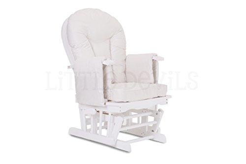 Little Devils Direct White Wood White Colour Supremo