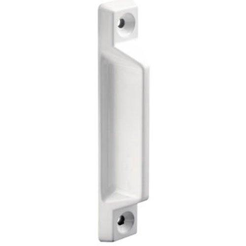 Slide-Co 171568-W Wood Window Sash Lift, Deluxe Style, White