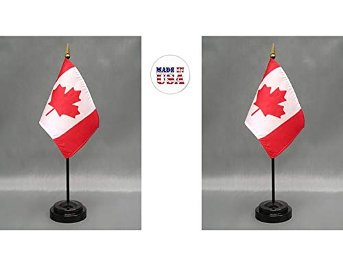 (Made in The USA. 2 Canada Rayon 4