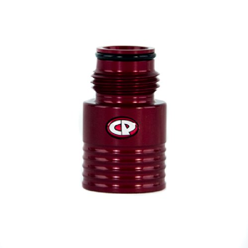 Custom Products / CP Tank / Regulator Extender - Gloss Red by Custom Products