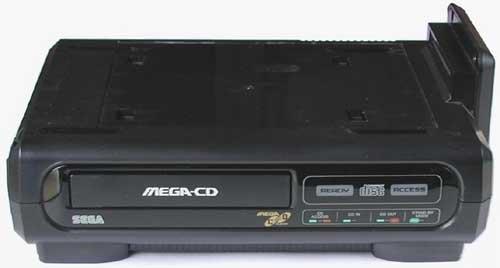 MEGA‐CD 本体