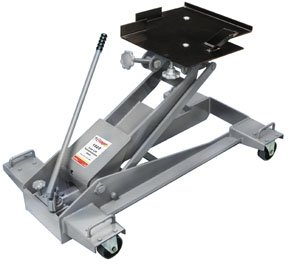 OTC 1522A Stinger 2,000 lbs Capacity Heavy-Duty Capacity Low-Lift Transmission Jack