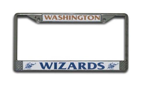 Washington Wizards Chrome Frame (Washington Basket)